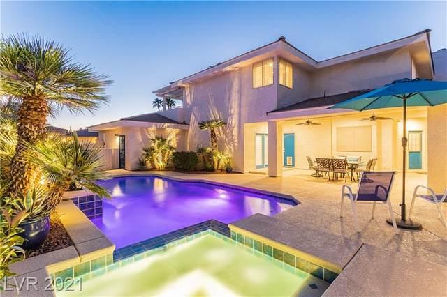 1135 Calico Ridge Drive, Henderson, NV 89011 (MLS #2341418) :: Coldwell Banker Premier Realty