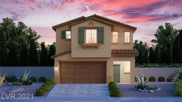 5645 Lowell Cliff Street, North Las Vegas, NV 89081 (MLS #2341422) :: Coldwell Banker Premier Realty
