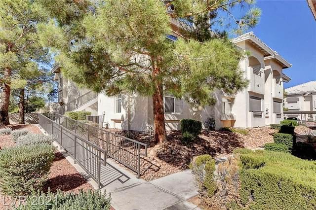 3320 S Fort Apache Road #108, Las Vegas, NV 89117 (MLS #2341423) :: Coldwell Banker Premier Realty