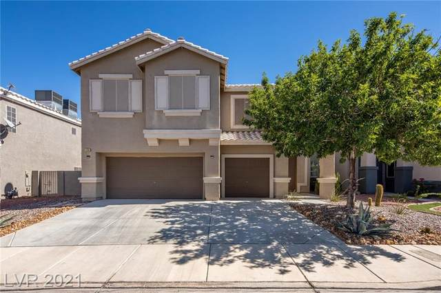 7236 Golden Falcon Street, Las Vegas, NV 89131 (MLS #2341435) :: Jeffrey Sabel