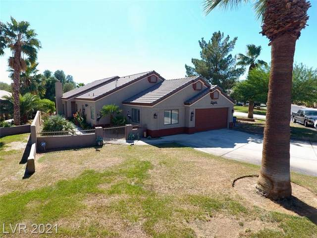 1269 Country Club Drive, Laughlin, NV 89029 (MLS #2341441) :: Coldwell Banker Premier Realty