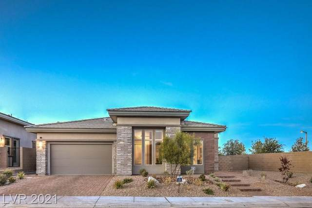 12390 Brass Ridge Drive, Las Vegas, NV 89138 (MLS #2341444) :: Signature Real Estate Group