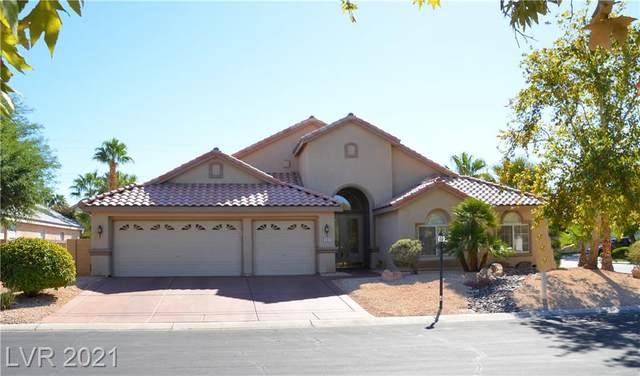 267 Macsnap Avenue, Las Vegas, NV 89183 (MLS #2341454) :: Keller Williams Realty