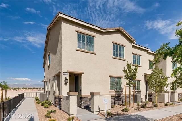 6494 Silver Estates Street #3, North Las Vegas, NV 89086 (MLS #2341489) :: Coldwell Banker Premier Realty