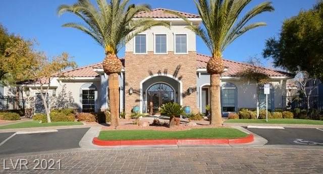 50 Aura De Blanco Street #6204, Henderson, NV 89074 (MLS #2341503) :: The Chris Binney Group | eXp Realty
