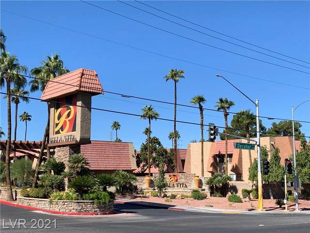 4390 Sandy River Drive #14, Las Vegas, NV 89103 (MLS #2341508) :: Coldwell Banker Premier Realty