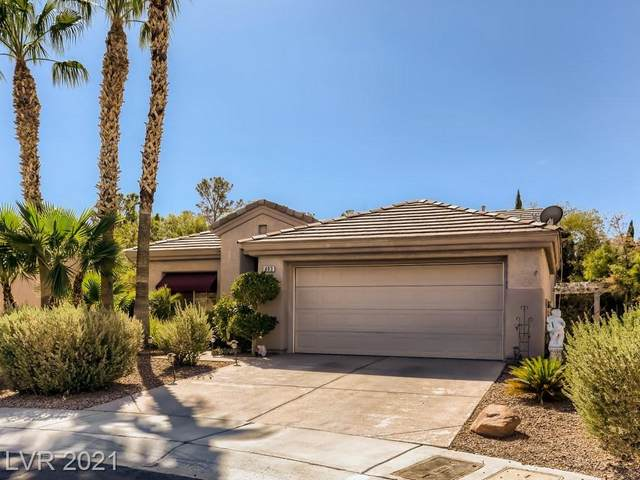 493 Pine Trace Court, Henderson, NV 89012 (MLS #2341509) :: Hebert Group | eXp Realty