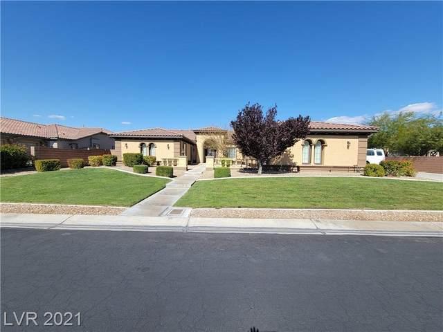6904 Via Bella Luna Avenue, Las Vegas, NV 89131 (MLS #2341517) :: Team Michele Dugan