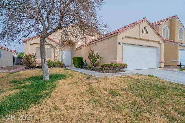 3716 Blue Dawn Drive, North Las Vegas, NV 89032 (MLS #2341522) :: The Perna Group