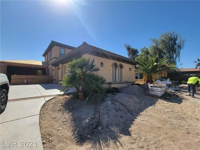 7009 Via Bella Luna Avenue, Las Vegas, NV 89131 (MLS #2341525) :: Team Michele Dugan