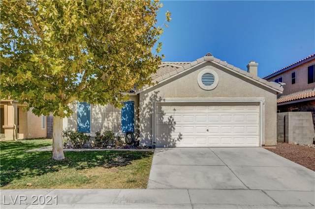 1826 Box Springs Avenue, North Las Vegas, NV 89031 (MLS #2341538) :: The Wright Group