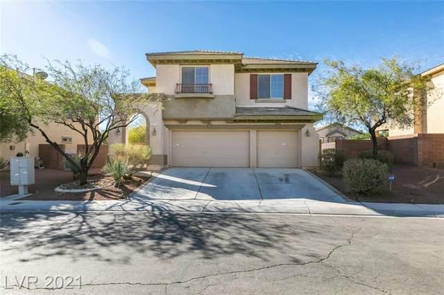 3117 Madame Plantier Avenue, North Las Vegas, NV 89081 (MLS #2341541) :: Jack Greenberg Group