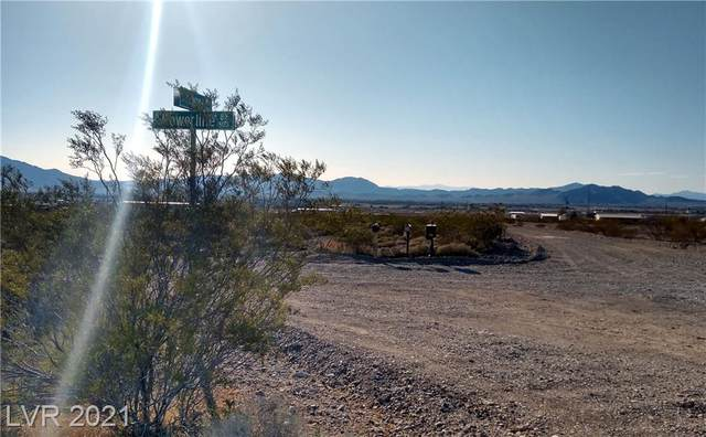 2531 E Grieco Way, Pahrump, NV 89060 (MLS #2341557) :: Coldwell Banker Premier Realty
