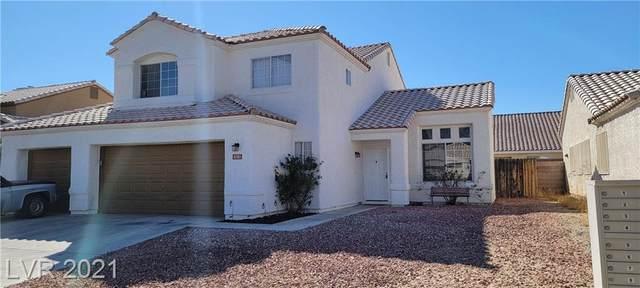 6501 Quantum Lane, Las Vegas, NV 89130 (MLS #2341561) :: Keller Williams Realty