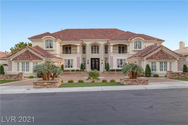 35 Ventana Canyon Drive, Las Vegas, NV 89113 (MLS #2341567) :: DT Real Estate