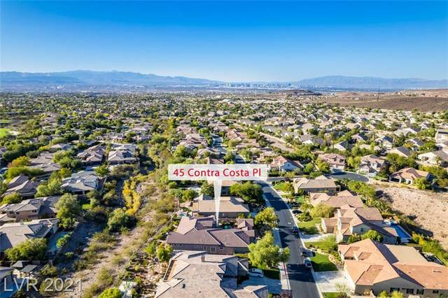 45 Contra Costa Place, Henderson, NV 89052 (MLS #2341602) :: Jack Greenberg Group