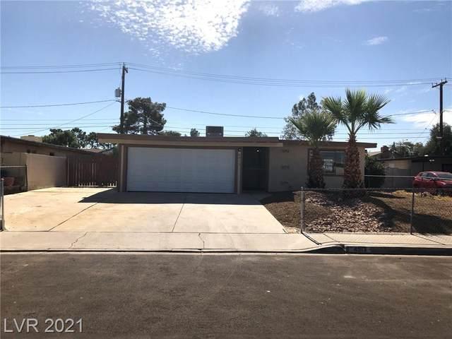 4913 Blanton Drive, Las Vegas, NV 89121 (MLS #2341605) :: Jeffrey Sabel