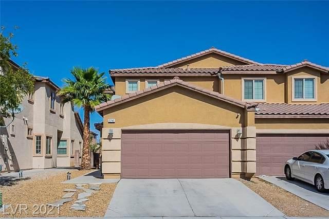 3740 Thomas Patrick Avenue, North Las Vegas, NV 89032 (MLS #2341609) :: Signature Real Estate Group
