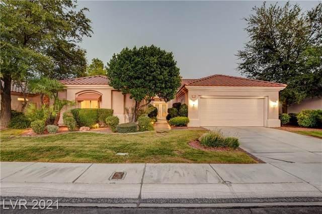 2720 Vista Butte Drive, Las Vegas, NV 89134 (MLS #2341611) :: The TR Team