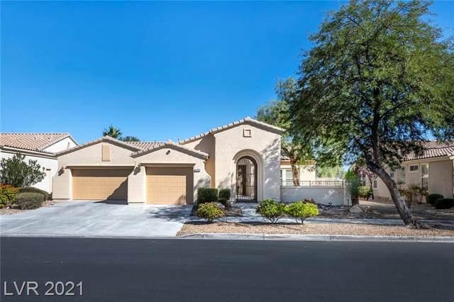 4700 Fiore Bella Boulevard, Las Vegas, NV 89135 (MLS #2341632) :: Alexander-Branson Team | Realty One Group