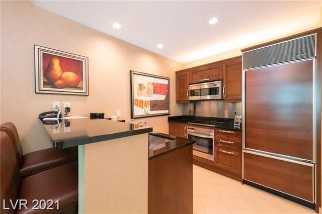 125 E Harmon Avenue #3314, Las Vegas, NV 89109 (MLS #2341639) :: Hebert Group | eXp Realty