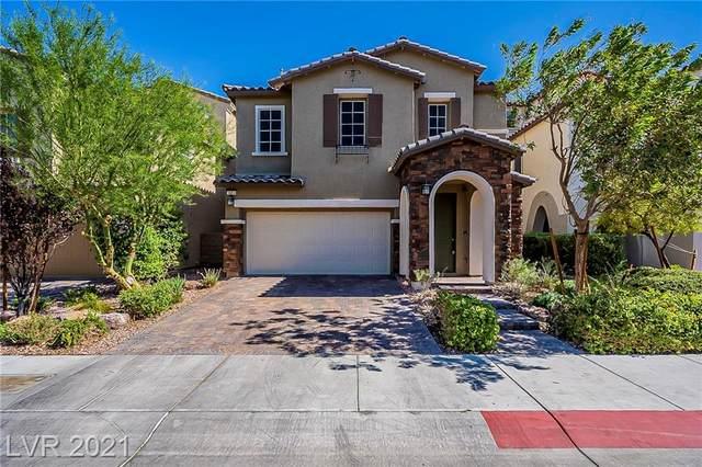 8014 Majestic Bighorn Street, Las Vegas, NV 89166 (MLS #2341641) :: Vegas Plus Property Management