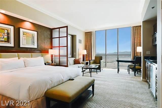 125 E Harmon Avenue #2916, Las Vegas, NV 89109 (MLS #2341642) :: Hebert Group | eXp Realty