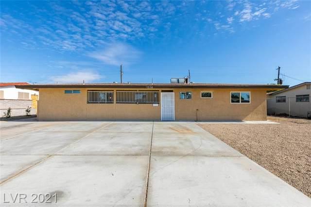 1228 Smoke Tree Avenue, Las Vegas, NV 89108 (MLS #2341650) :: Kypreos Team