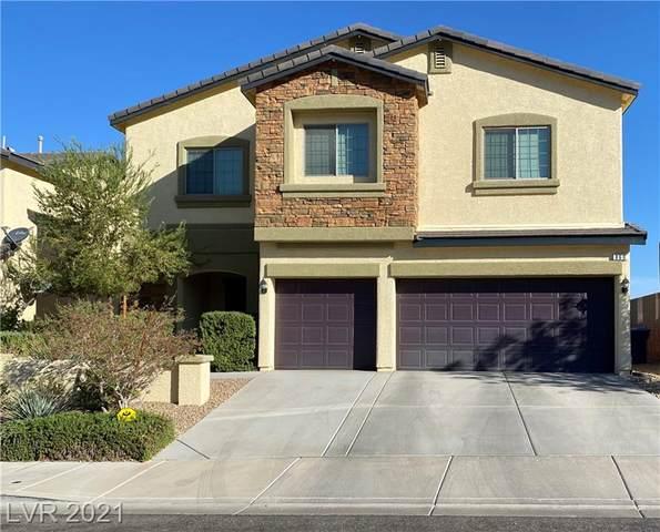 860 Portree Avenue, Henderson, NV 89012 (MLS #2341653) :: Signature Real Estate Group