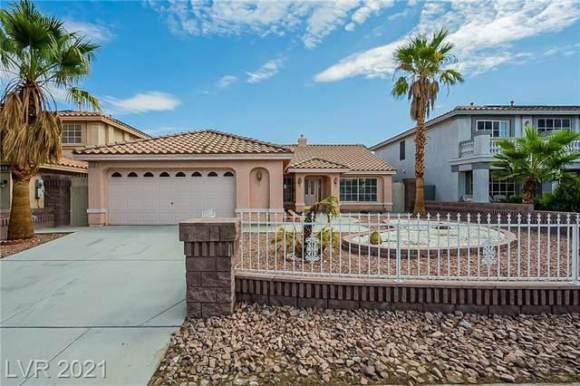 7818 Nautilus Shell Street, Las Vegas, NV 89139 (MLS #2341655) :: Custom Fit Real Estate Group