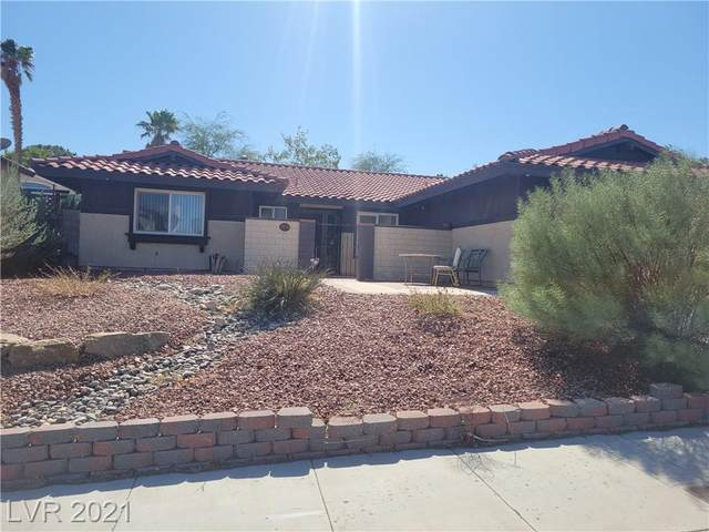 5215 Hibbetts Drive, Las Vegas, NV 89103 (MLS #2341672) :: Jeffrey Sabel
