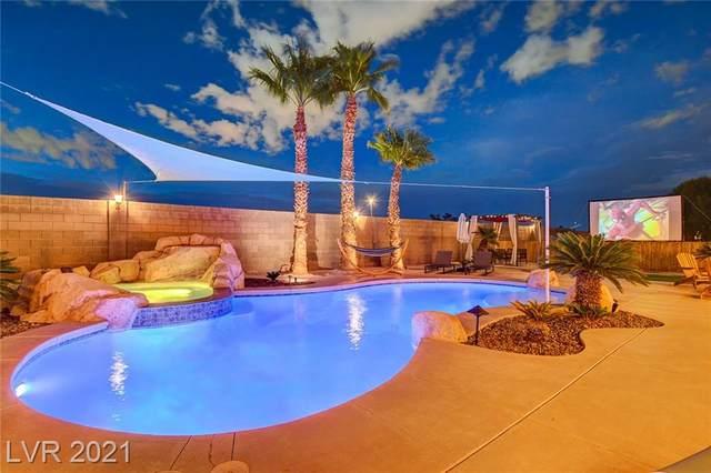 4476 W Eldorado Lane, Las Vegas, NV 89139 (MLS #2341677) :: Jeffrey Sabel