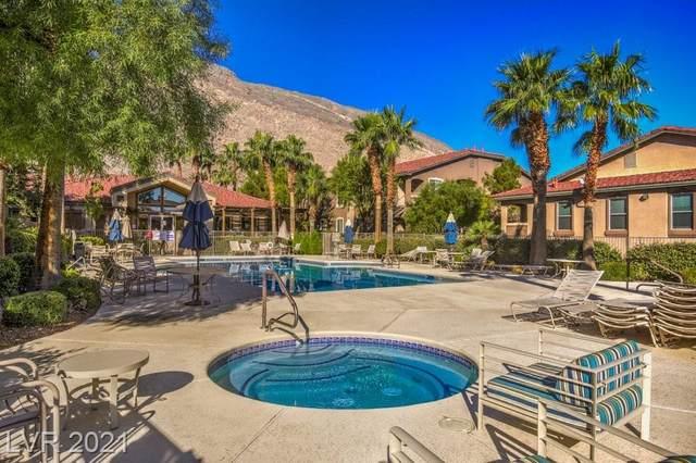 3480 Cactus Shadow Street #201, Las Vegas, NV 89129 (MLS #2341679) :: 775 REALTY