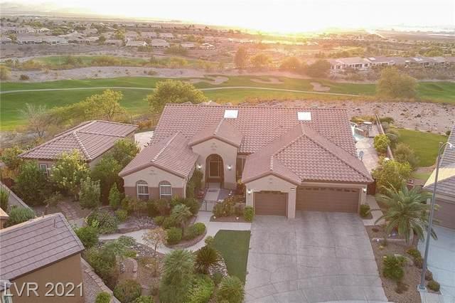 2771 Evergreen Oaks Drive, Henderson, NV 89052 (MLS #2341721) :: Coldwell Banker Premier Realty