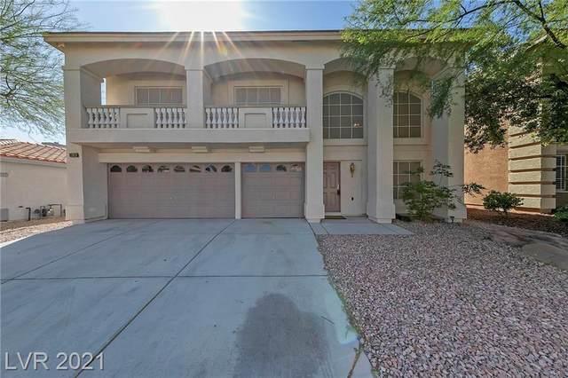 8513 W Gilmore Avenue, Las Vegas, NV 89129 (MLS #2341731) :: ERA Brokers Consolidated / Sherman Group