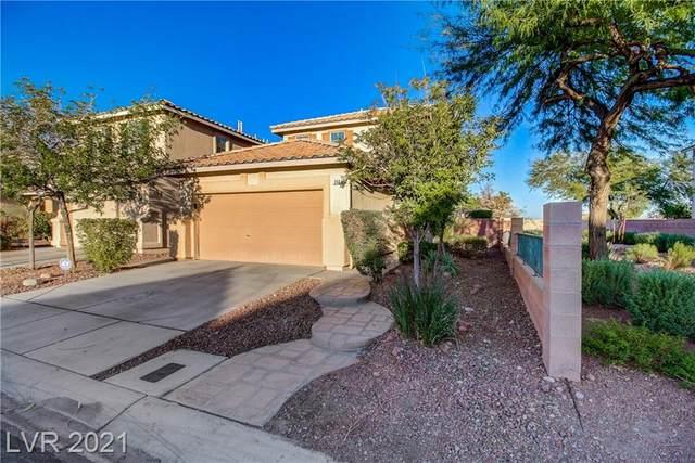 340 Winery Ridge Street, Las Vegas, NV 89144 (MLS #2341736) :: Alexander-Branson Team | Realty One Group