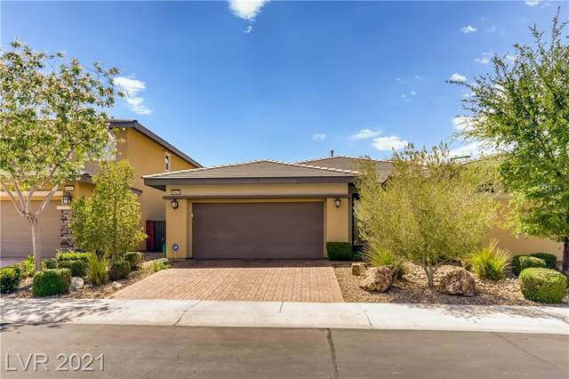 5845 Glory Heights Drive, Las Vegas, NV 89135 (MLS #2341739) :: Lindstrom Radcliffe Group
