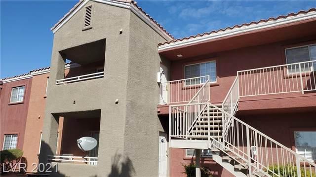 4730 E Craig Road #2128, Las Vegas, NV 89115 (MLS #2341744) :: Hebert Group | eXp Realty
