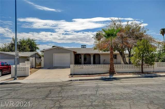 4209 Tashmont Street, Las Vegas, NV 89121 (MLS #2341750) :: The Chris Binney Group | eXp Realty