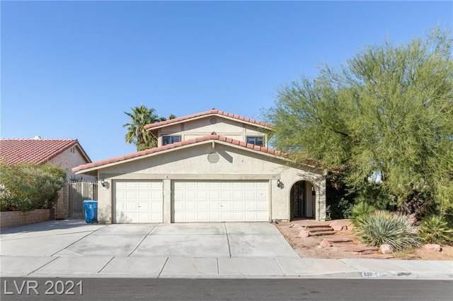 686 Valemont Court, Las Vegas, NV 89123 (MLS #2341753) :: Signature Real Estate Group