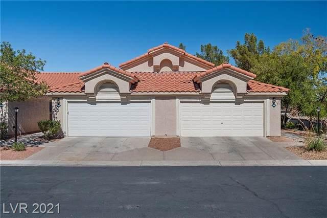 7800 Cliffside Court, Las Vegas, NV 89145 (MLS #2341760) :: The TR Team