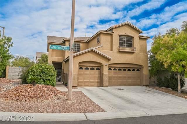 10636 Amblewood Way, Las Vegas, NV 89144 (MLS #2341794) :: ERA Brokers Consolidated / Sherman Group
