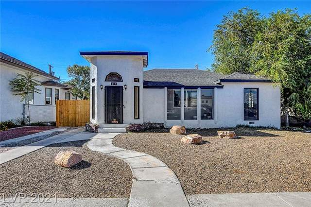 614 8th Street, Las Vegas, NV 89101 (MLS #2341799) :: The Chris Binney Group | eXp Realty