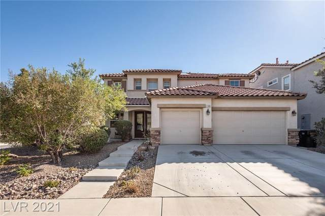 1100 Tomasian Court, Henderson, NV 89002 (MLS #2341802) :: Lindstrom Radcliffe Group