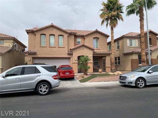 6733 Sea Swallow Street, North Las Vegas, NV 89084 (MLS #2341803) :: The Wright Group