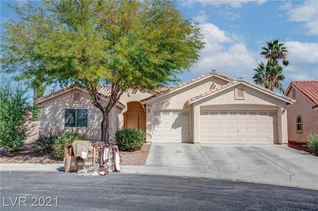 6448 Remex Way, North Las Vegas, NV 89084 (MLS #2341806) :: Jack Greenberg Group