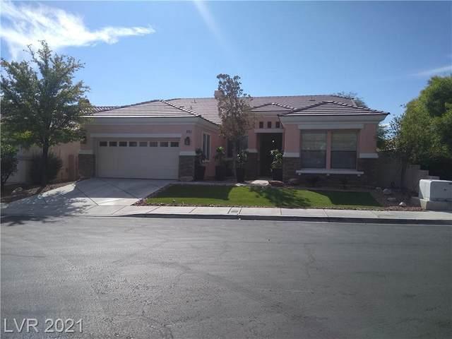 10753 Arundel Avenue, Las Vegas, NV 89135 (MLS #2341807) :: The Wright Group