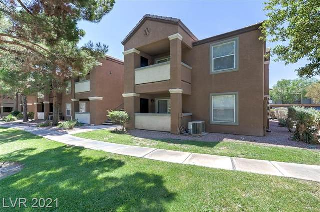 555 E Silverado Ranch Boulevard #1044, Las Vegas, NV 89183 (MLS #2341813) :: Alexander-Branson Team | Realty One Group