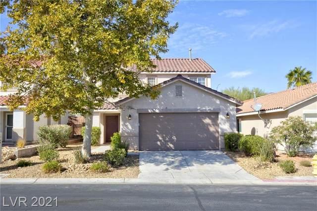 3717 Shanagolden Street, Las Vegas, NV 89129 (MLS #2341827) :: The Chris Binney Group | eXp Realty