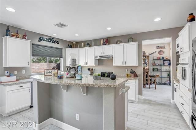 8358 Nelson Ridge Lane, Las Vegas, NV 89178 (MLS #2341829) :: Coldwell Banker Premier Realty